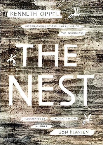 """The Nest"" by Kenneth Oppel"