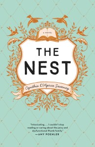 """The Nest"" by Cynthia D'Aprix Sweeney"