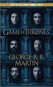 """A Game of Thrones"" (A Song of Ice and Fire Book 1) by George R. R. Martin"