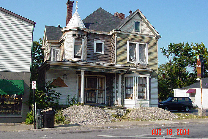 Frankfort Avenue House - August 2004