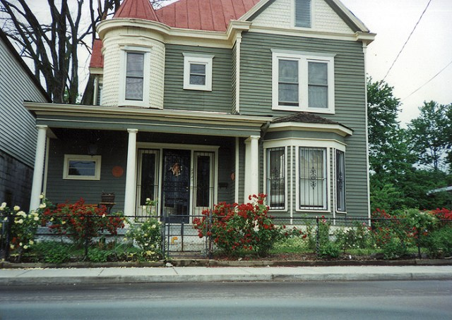 Frankfort Avenue House - Summer 2000