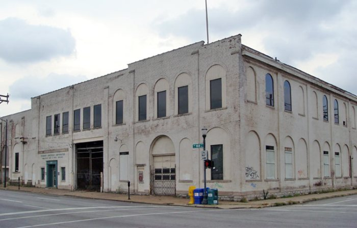 The old Vermont American Building a few years ago. (Branden Klayko)
