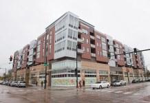 Chicago's Shops and Lofts at 47. (Courtesy Community Builders)