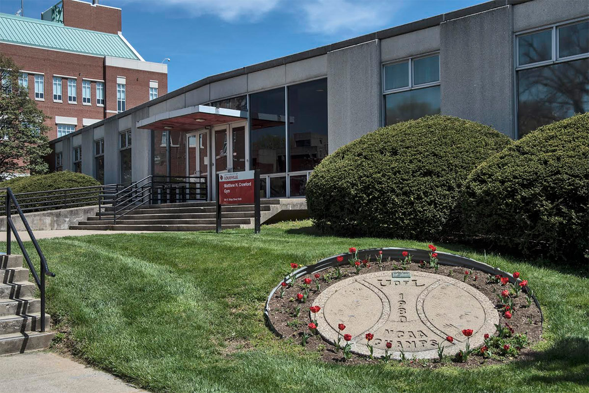 Academic Building To Replace Crawford Gym 39 S Elliptical