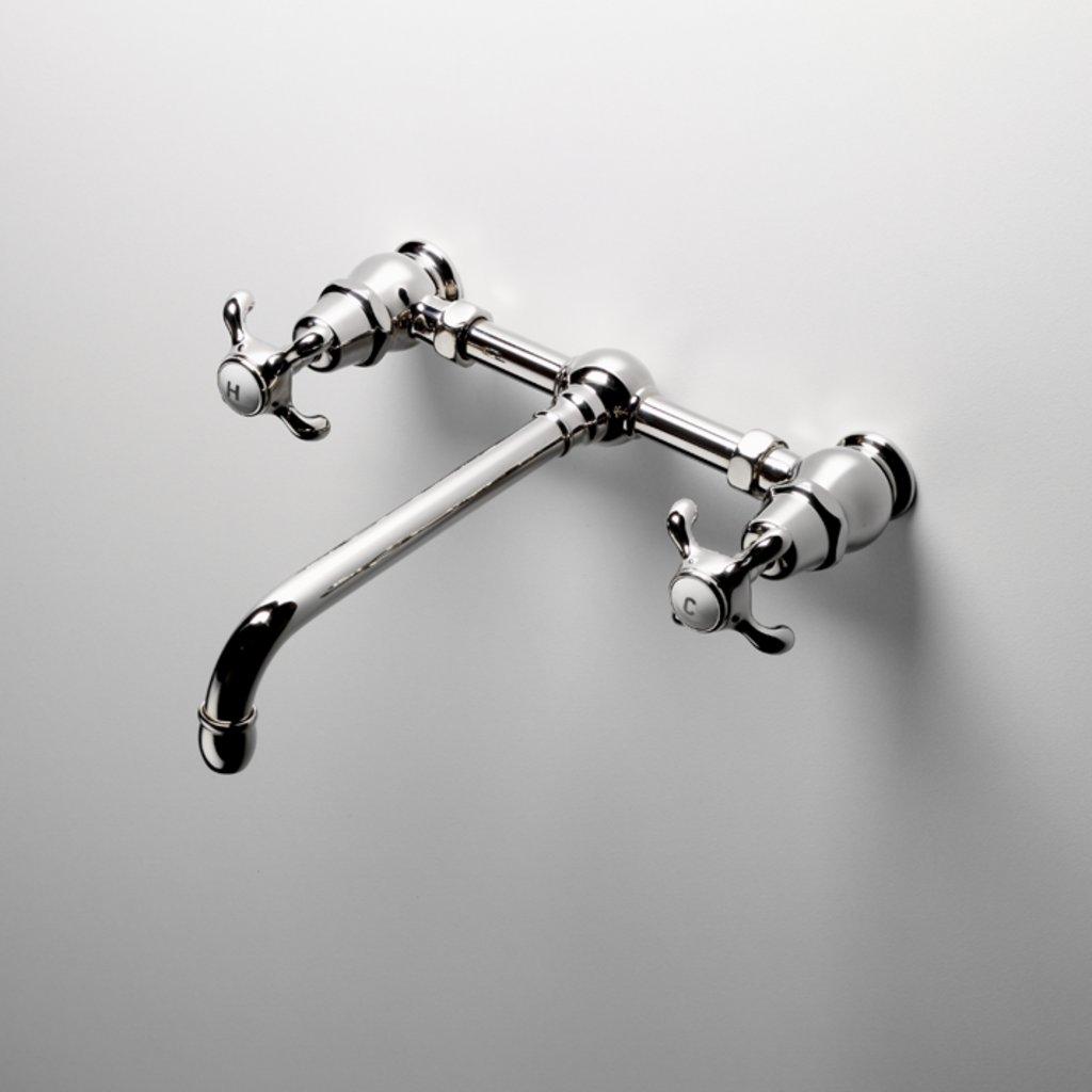 plumbing fixtures unlacquered brass kitchen faucet ETLS66