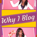 Why I Blog aka BAM State Of The Union