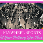 FlyWheel Sports: Not Your Ordinary Spin Class!