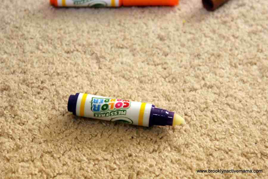 crayola mess free color wonder markers