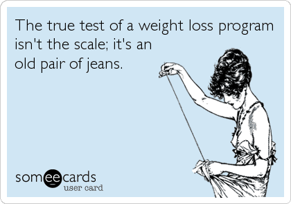 The Bathroom Scale Is A Liar – I Hit Goal Dress Size!
