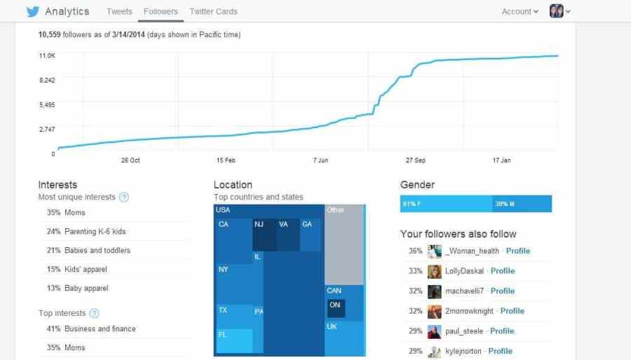 understanding twitter analytics