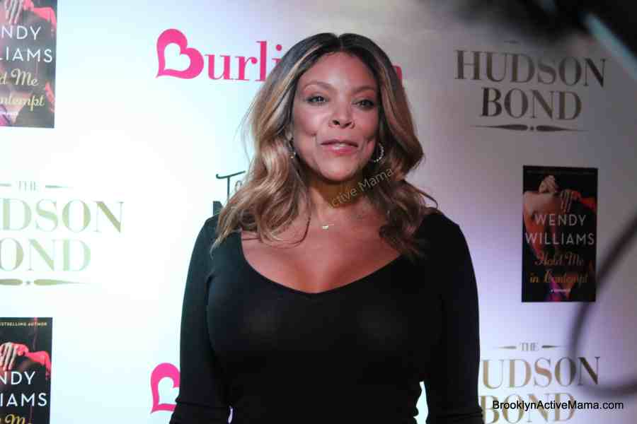Wendy Williams Hold Me In Contempt event