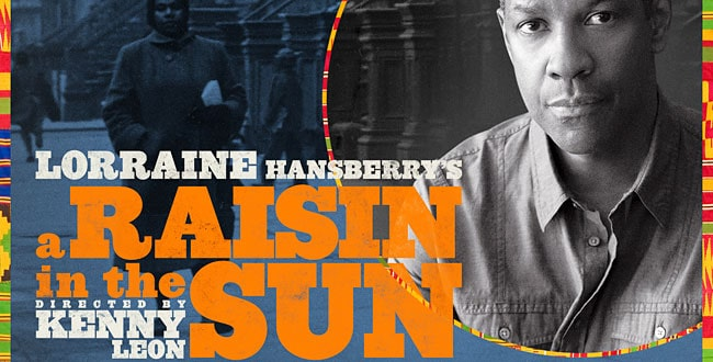 A Night With Denzel –  A Raisin In The Sun Broadway Play Review