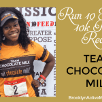 Run 10 Feed 10 10k Race Recap w/ Team Chocolate Milk