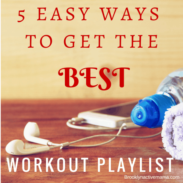 5 Ways To Keep Your Workout Playlist HOT!