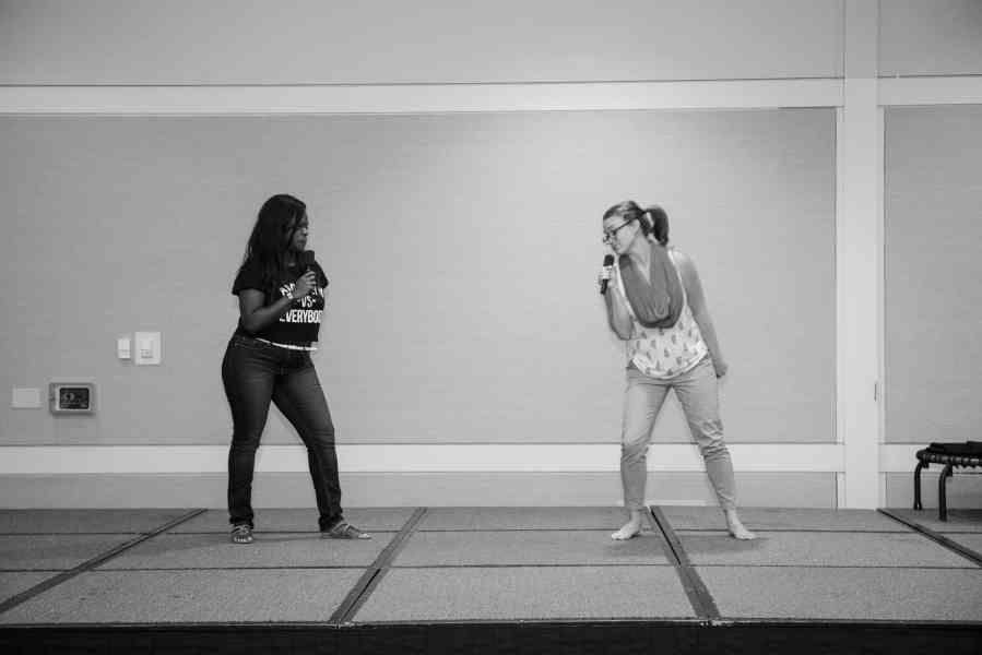 Fitbloggin 2015: Dancing in Denver, Part 2 - Brooklyn ...