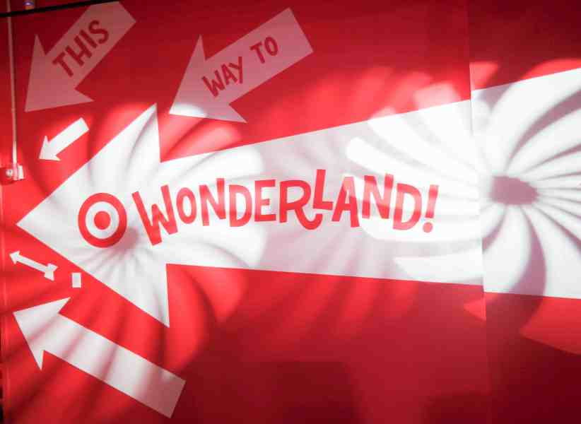 Target Wonderland Pop Up Shop and Play land Arrives Just In Time For The Holidays
