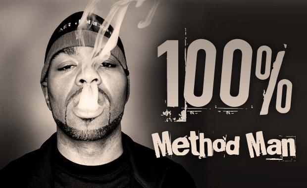 100% Method Man(ウータンクラ...