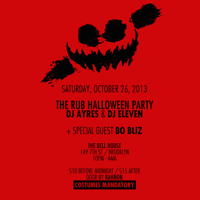 The-Rub-Halloween-2013