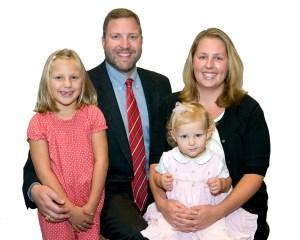 Greg Wanderman family