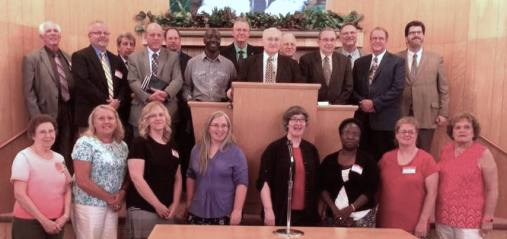 Preachers and Wives