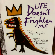 OMG: Maya Angelou & Jean-Michel Basquiat Wrote a Children's Book!