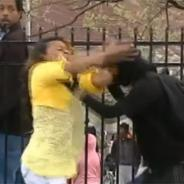 No Easy Choices: Baltimore Mom Smacks Son to Keep Him From Protesting, But She Can't Protect Him From Police