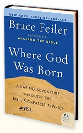 Where God Was Born Book Cover
