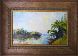 2016-53-art-landscapes-stebner-lazy loire-framed