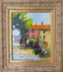 2016-58-art-landscapes-stebner-Joyful Welcome-framed