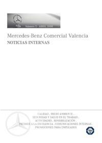 Revista Mercedes-Benz Comercial Valencia