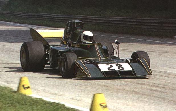 Rikky von Opel em ação