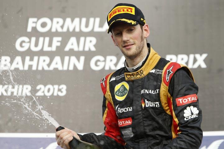 Bahrain Grand Prix - Sunday