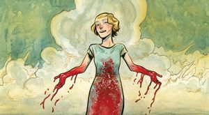 Harrow County 7 cover