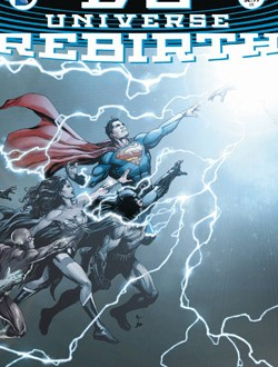 Will DC Rebirth bring the DCU back to greatness?