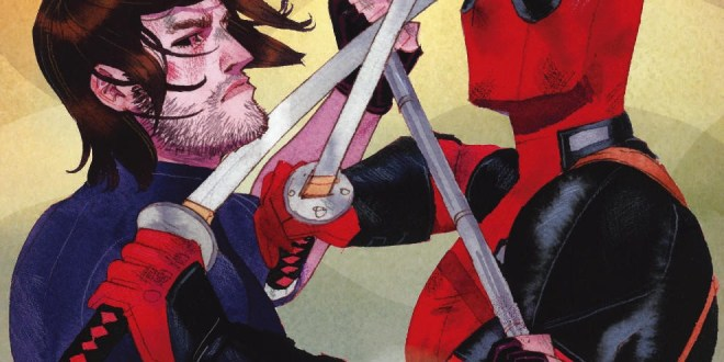 Deadpool V Gambit #1 (Comics) Preview
