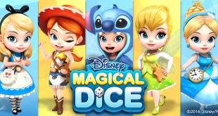 Disney Magical Dice_1