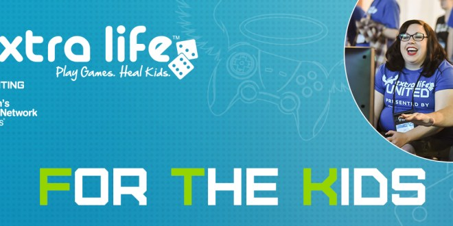 Extra Life teams with HumbleBundle
