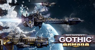 Battlefleet Gothic Space Marines