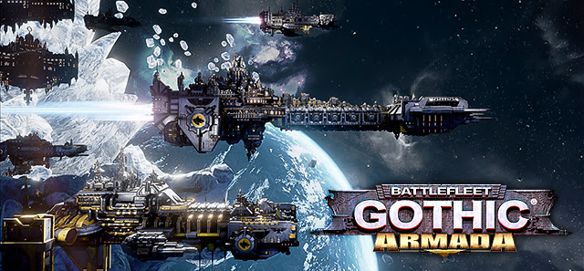 Battlefleet Gothic: Armada intro's the Space Marines