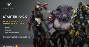 Paragon_PlayStation Plus_July2016