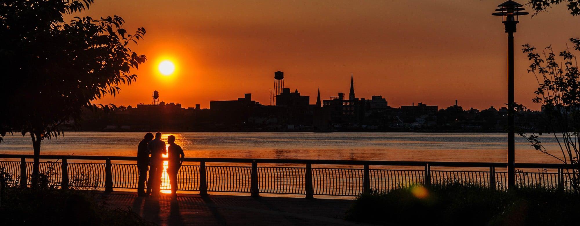 East-River-Park-Sunrise