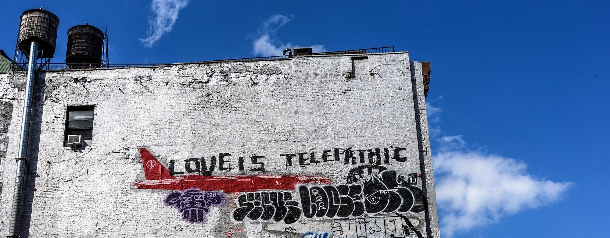 Love-is-telepathic