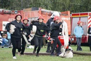 Gminne zawody strażackie OSP o Puchar    Wójta Gminy Lubsza