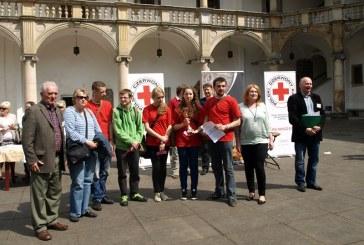 Rejonowe Mistrzostwa Pierwszej Pomocy PCK w Brzegu