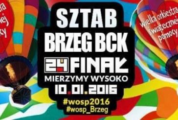 Przygotowania do 24. Finału WOŚP w Brzegu i Grodkowie na finiszu!