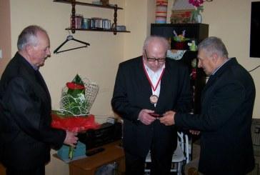 Pamiątkowy medal 70 – lecia dla kresowiaka z Wołynia