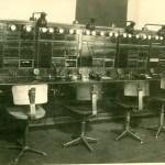 Centrala międzymiastowa RUTT, 1947 r.