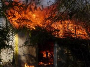 Groźny pożar przy ulicy Małujowickiej brzeg24pl 4