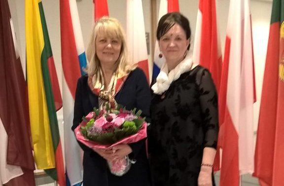 wizyta w europarlamencie lewin brzeski _brzeg24 (5)