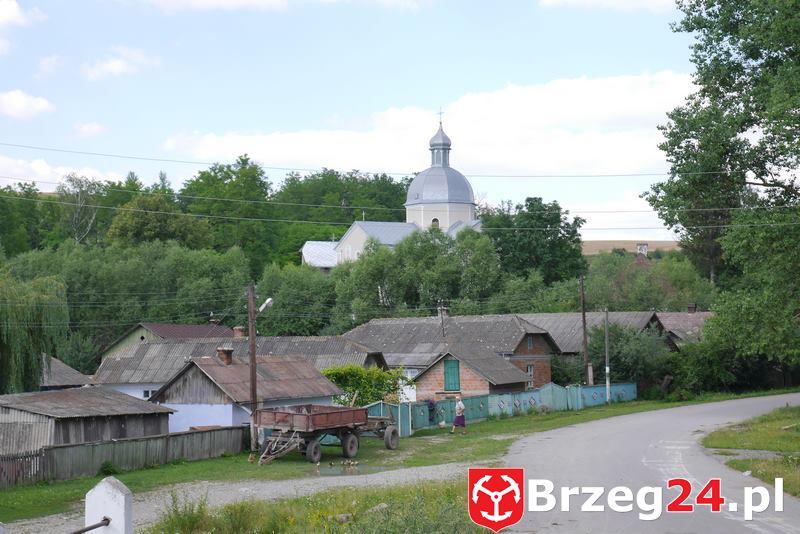 Na podolskiej wsi - wycieczka na kresy brzeg24pl 1